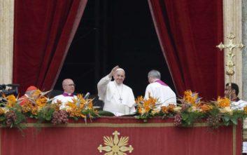 Μακελειό στη Σρι Λάνκα: Καταδικάζει τις επιθέσεις ο Πάπας Φραγκίσκος