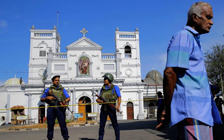 Μακελειό στη Σρι Λάνκα: Βαν εξερράγη την ώρα που το εξέταζαν πυροτεχνουργοί