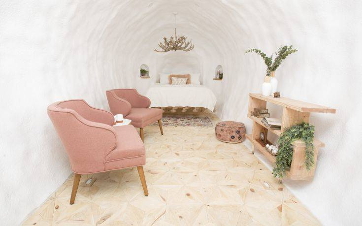 Airbnb: Η τεράστια «πατάτα» που νοικιάζεται 200 δολάρια το βράδυ