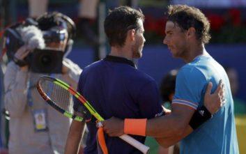 O Ράφα Ναδάλ έμεινε εκτός τελικού στο Barcelona Open και εκτός τίτλων εδώ και 8 μήνες