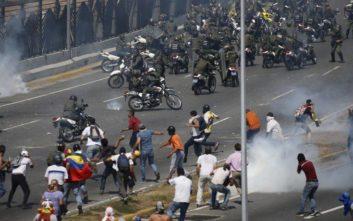 Βενεζουέλα: Μέγιστη ανησυχία για υπερβολική χρήση βίας εκφράζει ο ΟΗΕ