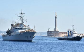 Ένας Τούρκος και ένας Τσέχος είχαν νοικιάσει το κλεμμένο ιστιοπλοϊκό από τη Λευκάδα