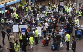 Ακυρώνονται χιλιάδες πτήσεις στη Σουηδία