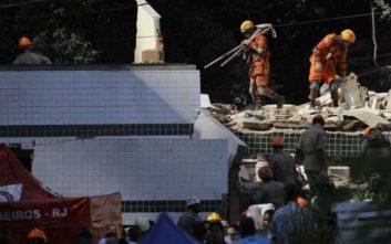 Στους 7 οι νεκροί από την κατάρρευση κτιρίων σε φαβέλα του Ρίο