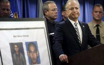 Αμερικανός βετεράνος κατηγορείται ότι σχεδίαζε βομβιστική επίθεση στο Λος Άντζελες