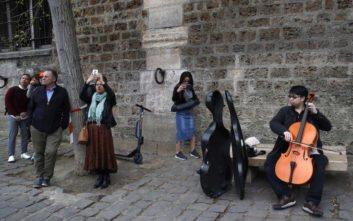 Παναγία των Παρισίων: Πάνω από 600 εκατ. ευρώ οι δωρεές για αποκατάσταση του ναού