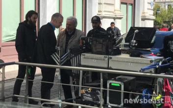 Ο Παππάς δίνει επιχορήγηση 630.000 ευρώ για τη νέα ταινία του Κώστα Γαβρά