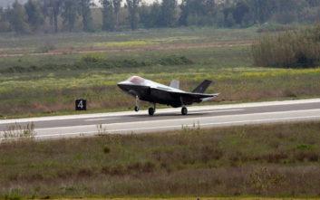 Οι Ιταλοί μαθαίνουν στους Έλληνες τα μυστικά των F-35