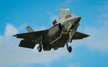 Ιαπωνικό μαχητικό αεροσκάφος αγνοείται πάνω από τον Ειρηνικό Ωκεανό