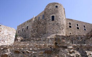 Το κάστρο που κάνει τη Νάξο να ξεχωρίζει