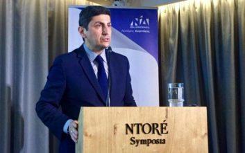 Αυγενάκης: Η Κρήτη δικαιούται σύγχρονα και λειτουργικά έργα υποδομής