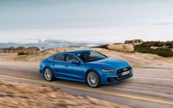 Το Audi A7 «Παγκόσμιο Πολυτελές Αυτοκίνητο του 2019»