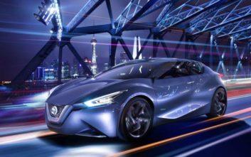 Στη Σαγκάη μετακομίζει ο κινεζικός κόμβος σχεδιασμού της Nissan