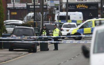 Όχημα εμβόλισε το αυτοκίνητο της Ουκρανής πρέσβειρας στο Λονδίνο