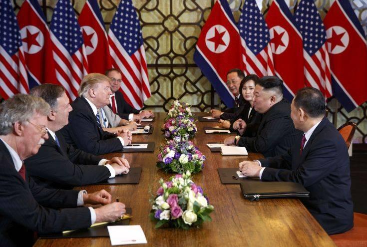 Βόρεια Κορέα: Να αποσυρθεί ο Μάικ Πομπέο από τις συνομιλίες για τα πυρηνικά