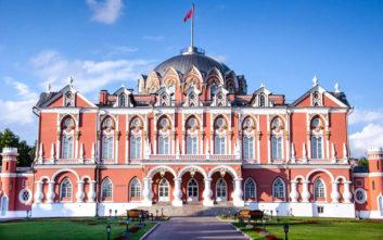 Το παλάτι στη Μόσχα όπου ίδρυσε το αρχηγείο του ο Ναπολέων Βοναπάρτης