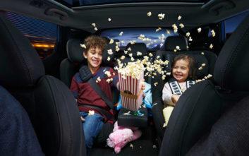 Τα παιδιά στο πίσω κάθισμα και ο ενδεχόμενος κίνδυνος για την οδήγηση