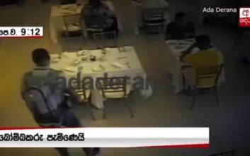 Μακελειό στη Σρι Λάνκα: Βομβιστής ανάμεσα στα θύματά του λίγο πριν ανατιναχθεί