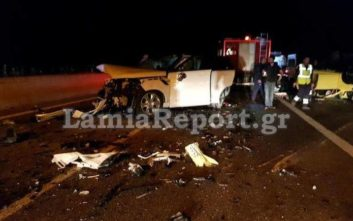 Νεκρή η γυναίκα που οδηγούσε ανάποδα στην εθνική οδό