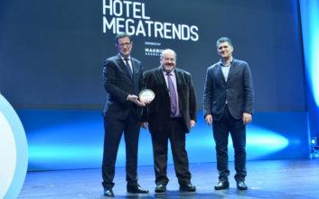 Χρυσό βραβείο για το Hotel Megatrends Project 2018