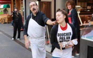 Στη φυλακή vegan ακτιβιστές στη Γαλλία