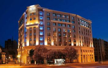 Χρυσό βραβείο στο Wyndham Grand Athens για 3η συνεχή χρονιά ως το καλύτερο Ξενοδοχείο Πόλης