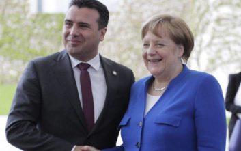 «Η Συμφωνία των Πρεσπών αποτελεί θετικό παράδειγμα για τα Βαλκάνια»
