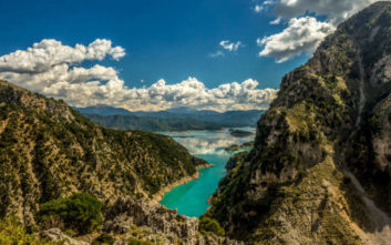 Εκπληκτικές εικόνες από τρία υπέροχα ποτάμια της χώρας