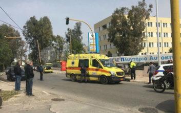 Στο νοσοκομείο κοπέλα μετά από τροχαίο με ηλεκτρικό πατίνι