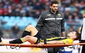 Σοβαρός αποδείχθηκε ο τραυματισμός του Λούκας Μπογέ