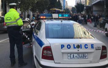 Δραπέτης ο δράστης της ένοπλης ληστείας σε τράπεζα της Πάργας