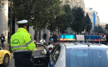 Κυκλοφοριακές ρυθμίσεις σε Αθήνα και Πειραιά λόγω Θεοφανίων
