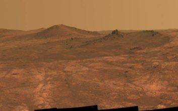 Η ανακάλυψη που μπορεί να προδίδει την ύπαρξη μικροοργανισμών στον Άρη