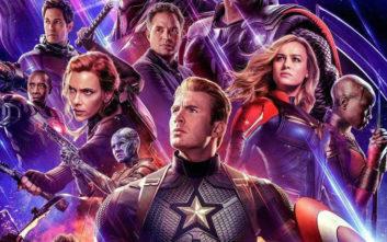 Οι Avengers εκθρόνισαν το Avatar από την κορυφή του παγκόσμιου box office