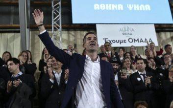 Ο Κ. Μπακογιάννης παρουσιάζει την Τετάρτη το πρόγραμμά του για την Αθήνα
