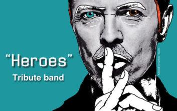 «Ch-ch-changes: A Tribute to David Bowie» στο Μέγαρο