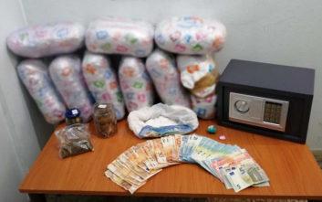 Εξαρθρώθηκε συμμορία που διακινούσε ναρκωτικά στη Θεσσαλονίκη