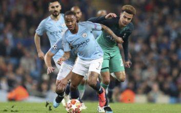 Champions League: Τρελό ματς στο Μάντσεστερ και ιστορική πρόκριση για την Τότεναμ