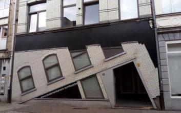 Τα άσχημα σπίτια του Βελγίου