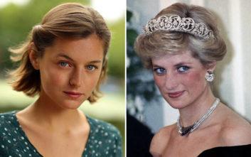 Η ηθοποιός που θα υποδυθεί την πριγκίπισσα Νταϊάνα στο «The Crown»