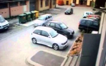 Έχουν μάστερ στο παρκάρισμα