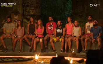 Οι υποψήφιοι προς αποχώρηση στο Survivor 3 από την ομάδα της Κατερίνας Δαλάκα