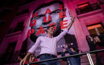 Εκλογές στην Ισπανία: Νικητής ο Σάντσεθ, αλλά χωρίς πλειοψηφία