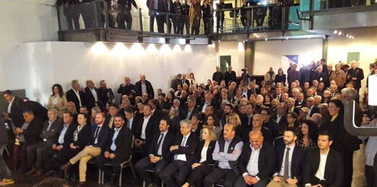 Αυγενάκης: Η κάλπη της 26ης Μαΐου θα είναι η μόνο η αρχή
