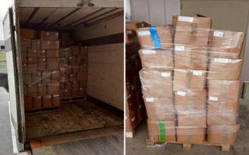 Ληγμένα τρόφιμα 7.754 κιλών κατασχέθηκαν από τον ΕΦΕΤ