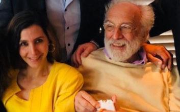 Αλέξανδρος Λυκουρέζος: Το μήνυμα της κόρης του Μαρίας-Ελένης για τη σύλληψη