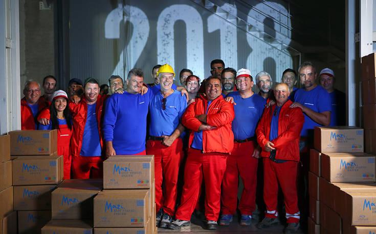 Για 8η συνεχή χρονιά η Διαμαντής Μασούτης Α.Ε.διακρίθηκε σε κορυφαία θέση στη λίστα των Best Workplaces