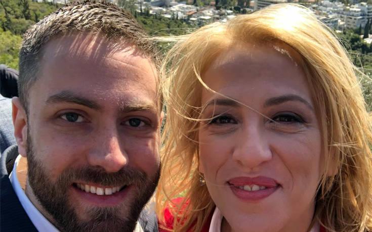 Το Τζέισον Αντιγόνη κατεβαίνει στις εκλογές με τη Ρένα Δούρου