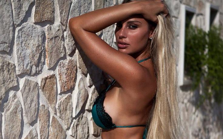 Η Francesca Brambilla είναι η εκρηκτική γειτόνισσα