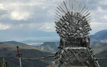 Ο Σιδερένιος Θρόνος του Game of Thrones στην... Παύλιανη στη Φθιώτιδα